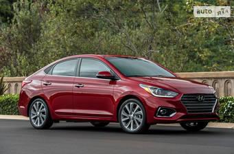 Hyundai Accent HC 1.4 MPI AT (100 л.с.) 2018