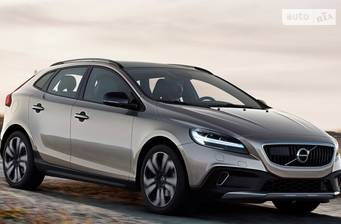 Volvo V40 Cross Country T5 2.0 АT (245 л.с.) AWD 2017