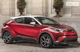 Toyota C-HR 2.0 AT (148 л.с.) 2018