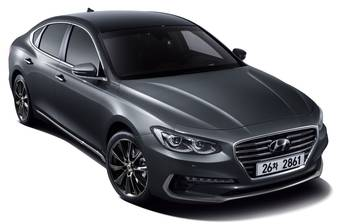 Hyundai Grandeur 3.0 GDi AT (260 л.с.) 2018