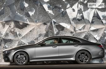 Mercedes-Benz CLS-Class 300d G-Tronic (245 л.с.) 2019