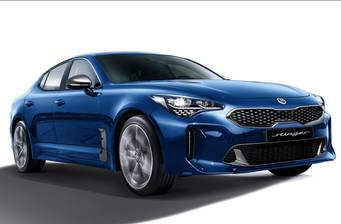 Kia Stinger 2.0 AT (255 л.с.) 2018
