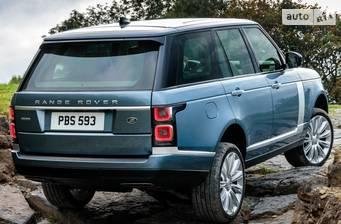 Land Rover Range Rover 5.0 S/C АТ (525 л.с.) AWD 2019