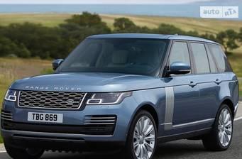 Land Rover Range Rover 3.0 S/C АТ (380 л.с.) AWD 2018