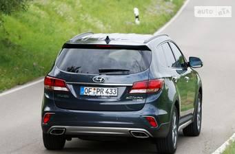 Hyundai Grand Santa Fe FL 2.2 CRDi AT (200 л.с.) AWD 2018