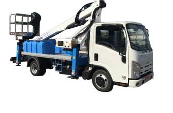 Isuzu NMR 85 MT (124 л.с.) 4x2 2019