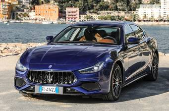 Maserati Ghibli 3.0D АТ (275 л.с.) 2018