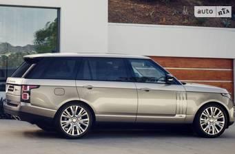 Land Rover Range Rover 3.0 SDV6 АТ (275 л.с.) AWD LWB 2019