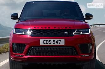 Land Rover Range Rover Sport 3.0 SD4 AT (306 л.с.) AWD 2019
