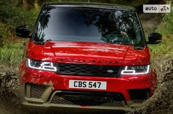 Land Rover Range Rover Sport 3.0 TD AT (249 л.с.) AWD 2015
