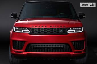 Land Rover Range Rover Sport 3.0i Si6 AT (400 л.с.) AWD 2019