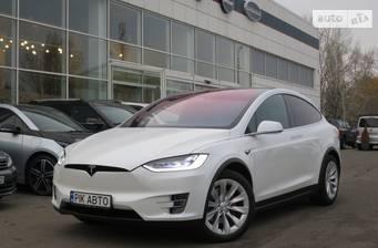 Tesla Model X P 100D (770 л.с.) 2018