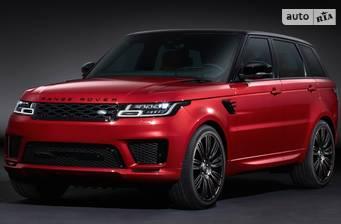 Land Rover Range Rover Sport 4.4D SDV8 AT (339 л.с.) AWD 2019