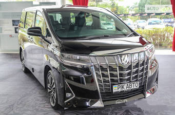Toyota Alphard 3.5i AT (300 л.с.) Lounge 2018