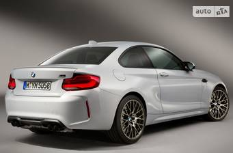 BMW M2 Competition 3.0 DCT (410 л.с.) 2018