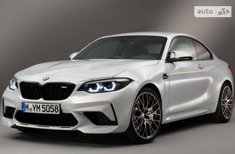 BMW M2 Competition 3.0 DCT (410 л.с.) 2017