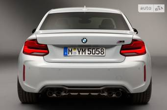 BMW M2 Competition 3.0 DCT (410 л.с.) 2019