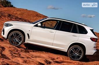 BMW X5 25d Steptronic (231 л.с.) xDrive 2019