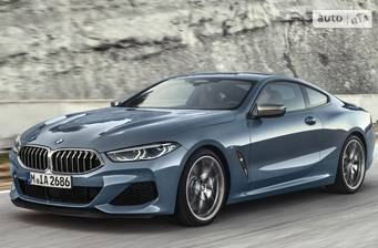 BMW 8 Series 840d Steptronic (320 л.с.) xDrive 2018