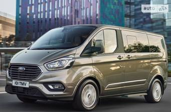Ford Tourneo Custom 2.0 TDI AT F320 (130 л.с.) L2H1 2018
