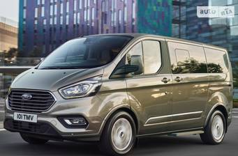 Ford Tourneo Custom 2.0 TDI MT F310 (170 л.с.) L2H1 2018