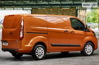 Ford Transit Custom F300 2.0D MT (130 л.с.) L1H1  2018