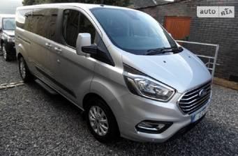 Ford Transit Custom F320 2.0D MT (130 л.с.) L2H1 2019