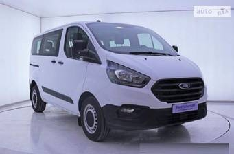 Ford Transit Custom DC F320 2.0D MT (130 л.с.) L2H1 2018