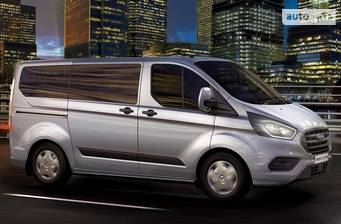 Ford Transit Custom F320 2.0D MT (105 л.с.) L1H1  2019