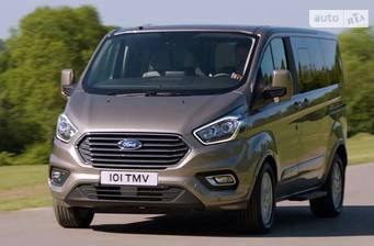 Ford Transit Custom F320 2.0D MT (130 л.с.) L1H1  2019