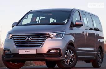 Hyundai H1 пасс. 2.5 CRDi МТ (136 л.с.) (6s) 2018