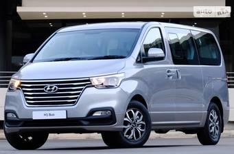 Hyundai H1 пасс. 2.5 CRDi МТ (136 л.с.) (8s) 2018