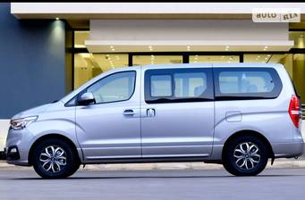 Hyundai H1 пасс. 2.5 CRDi МТ (136 л.с.) (8s) 2019