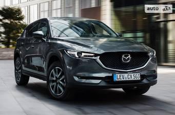 Mazda CX-5 2.2D AT (183 л.с.) 4WD 2018