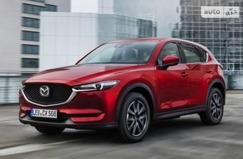Mazda CX-5 2.0 MT (165 л.с.) 2WD 2018