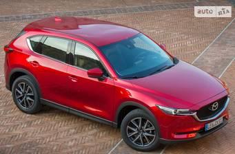 Mazda CX-5 2.5 AT (194 л.с.) 4WD 2018