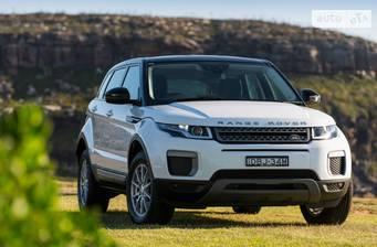 Land Rover Range Rover Evoque 2.0 Si4 AT (240 л.с.) AWD 2018