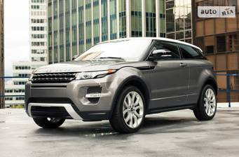Land Rover Range Rover Evoque (3 двери) 2.0D AT (180 л.с.) AWD 2017