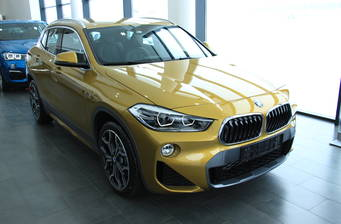 BMW X2 F39 20d AT (190 л.с.) xDrive 2018