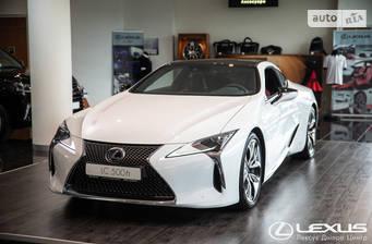 Lexus LC 500h CVT (354 л.с.) 2018