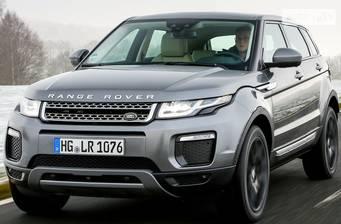 Land Rover Range Rover Evoque 2.0D AT (240 л.с.) AWD 2018