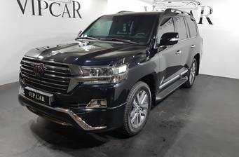 Toyota Land Cruiser 200 B6/B7 5.7 AT (381 л.с.) 2018
