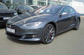 Tesla Model S  P100D AWD 2018