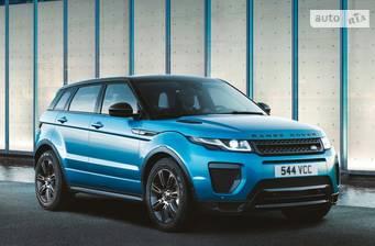 Land Rover Range Rover Evoque 2.0D AT (180 л.с.) AWD 2017
