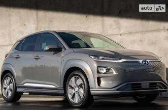 Hyundai Kona Electric 64 kWh 2019