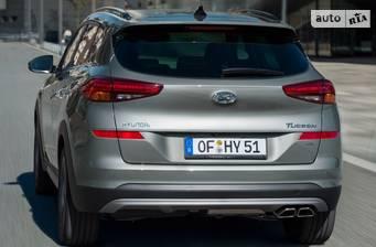 Hyundai Tucson 2.0 CRDi AT (185 л.с.) 4WD 2019