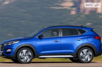 Hyundai Tucson 2.0 CRDi AT (185 л.с.) 4WD 2019
