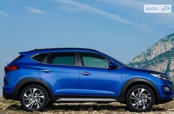 Hyundai Tucson 1.6 CRDi 7DCT (136 л.с.) 2019