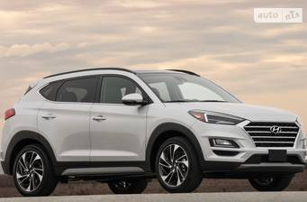 Hyundai Tucson 2.0 AT (155 л.с.) 4WD 2018