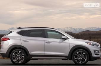 Hyundai Tucson 1.6T-GDI АТ (177 л.с.) 4WD 2019